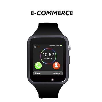 A1 Bluetooth Smart Watch Reloj Smart Phone Soporte Mapa gsm SIM ...