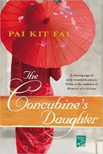 Amazon com: The Concubine's Daughter: A Novel (9780312355210
