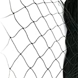 Garden Plant Netting Protect Plants and Fruit Trees from Birds and Poultry Aviary Game Pens New (25x50ft-2.4'')