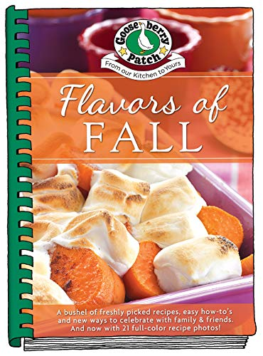 Flavors of Fall (Seasonal Cookbook