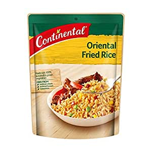 Continental Fried Rice Oriental 115G