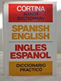 Cortina Handy Spanish-English, English-Spanish Dictionary, G. H. Calvert, 0064648001