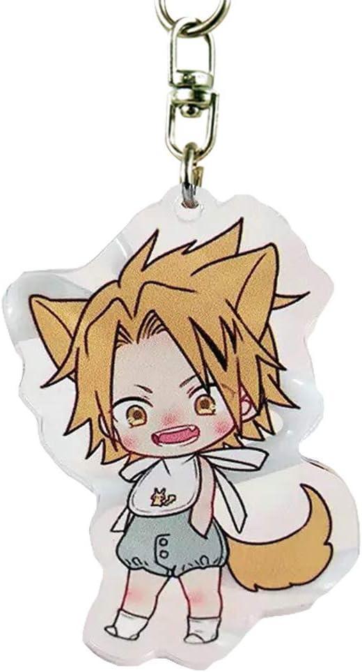 cluis Anime My Hero Academia Boku Porte-cl/és Figure Acrylique Porte-cl/és Boku no Hero Academia Manga Anime Fans Cadeau