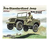 The Pre-Standardized Jeep, David Doyle and Don Greer, 0897475801