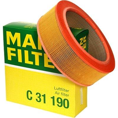 Mann-Filter C 31 190 Air Filter: Automotive
