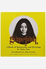 Grapefruit: A Book of Instructions and Drawings by Yoko Ono Hardcover