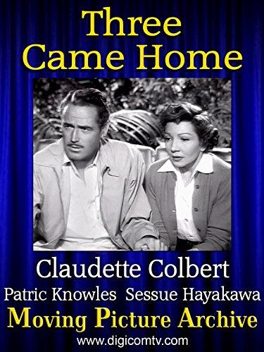 Three Came Home Film