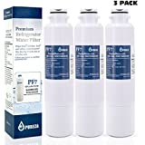 DA29-00020B Fits for Samsung DA29-00020B Water Filter- Also Fits DA29-00020A, HAF-CIN/EXP, 46-9101 Refrigerator Water Filter by Pureza 3 Pack