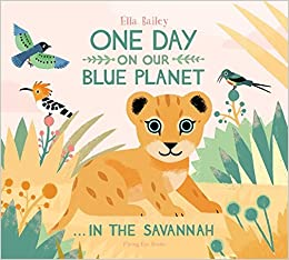 Image result for one day on our blue planet in the savannah