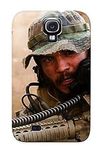 Hot CxVWNNq3823ymRjr Lone Survivor Tpu Case Cover Series Compatible With Galaxy S4