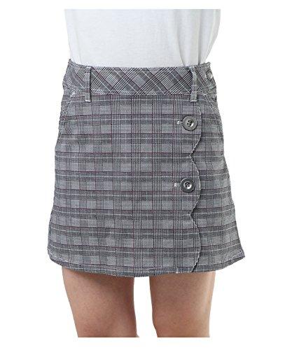 オプスト レディース ゴルフウェア スカート イージースカート OP220308H01 グレンチェック L