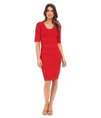 NYDJ Womens Malia Sweater Dress