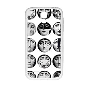 New Style Custom Picture Piero Fornasetti Cell Phone Case for Samsung Galaxy S4