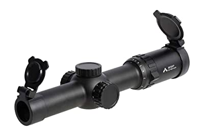 Primary Arms 1-8 X 24mm Scope ACSS BDC Illuminated Reticle