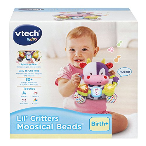 51GdE4F4yAL - VTech Baby Lil' Critters Moosical Beads - Purple - Online Exclusive