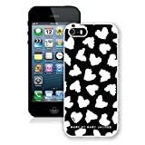 Unique iPhone 5 5S Case ,Fashionable And Popular Designed Case With Marc by Marc Jacobs 17 White iPhone 5 5S Cover Case Good Quality Phone Case