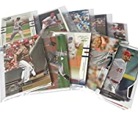 Buggle's Classics MLB Baseball Cards Party Favors With 5 Cards In Each Set, Set of 10