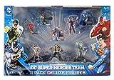 DC Comics Super Heroes Team (8 Figurine Pack) 4