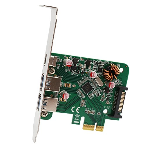 SD PEX20199 5Gbps Multiport PCI Express Green
