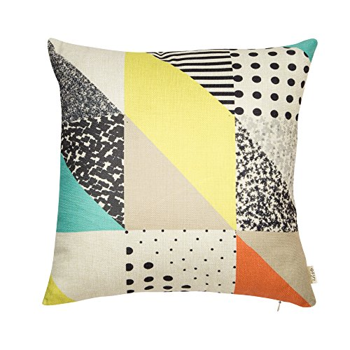 Fjfz Decorative Cushion Geometric Pattern product image