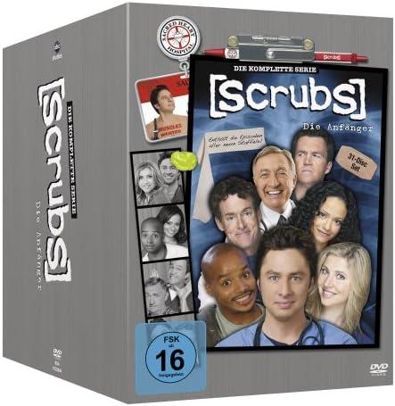 Scrubs-Komplettbox-Season 1-9 …