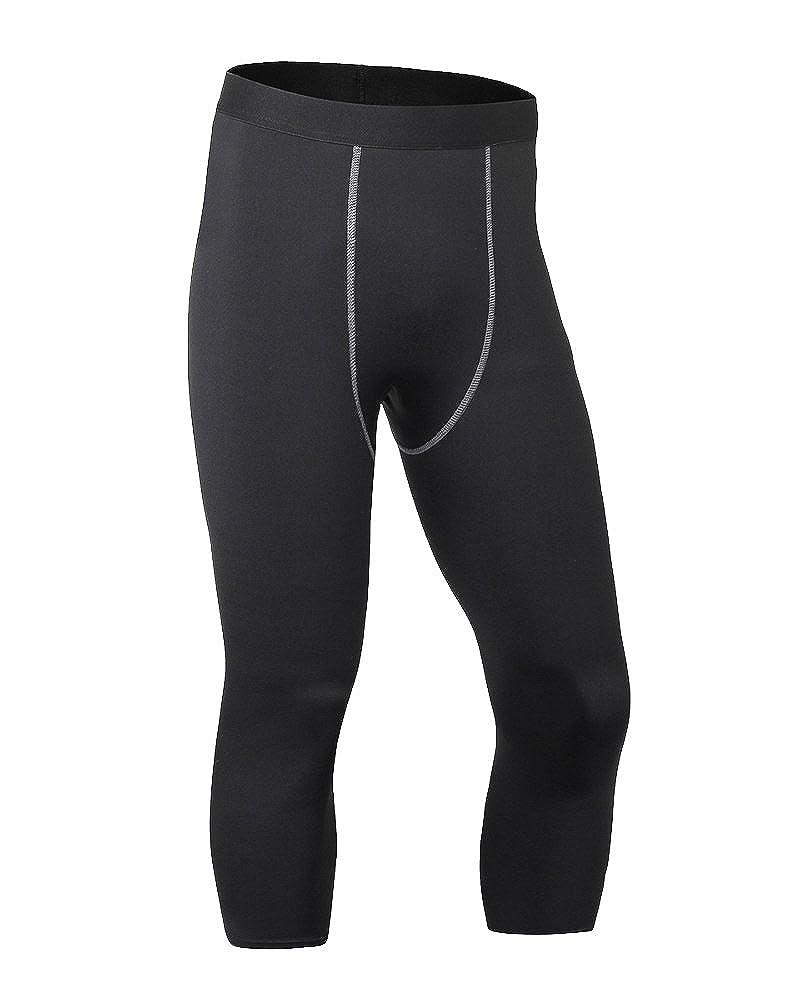Mallas De Compresión De Running Fitness Largas Pantalones para Hombre