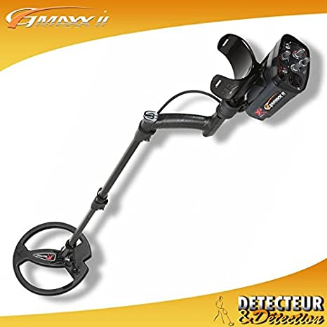 Detector de metales XP G-MAXX II - Garantía 5 años: Amazon.es: Electrónica