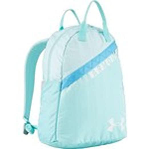 88100b3ff2 Under Armour Girls' Favorite Backpack 3.0, Talc Blue (586)/Formation Blue