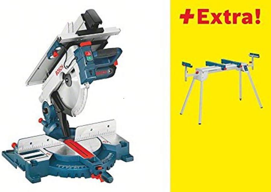 BOSCH 0615990EU2 - Ingletadora GTM 12 JL Professional. con mesa ...