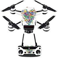 Skin for DJI Spark Mini Drone Combo - Wildheart| MightySkins Protective, Durable, and Unique Vinyl Decal wrap cover | Easy To Apply, Remove, and Change Styles | Made in the USA