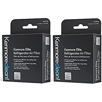 kenmore air filter. kenmore elite 469918 refrigerator air filter, 2 pack filter