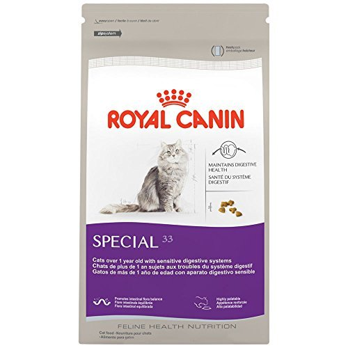 Amazon.com : ROYAL CANIN FELINE HEALTH NUTRITION Special 33 dry cat food, 7-Pound by Royal Canin : Pet Supplies
