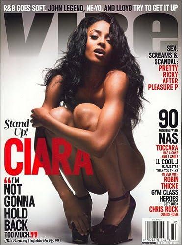 vibe magazine Ciara