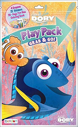 Bendon Finding Dory Play Activity