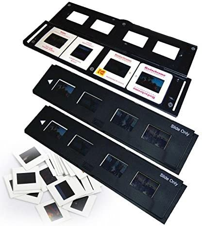 7200, 7200u, 120 Pro Scanners 1 Pack Spare 135 Slide Holder and 1 pack spare 35mm film holder for Slide//film Scanner DIGITNOW