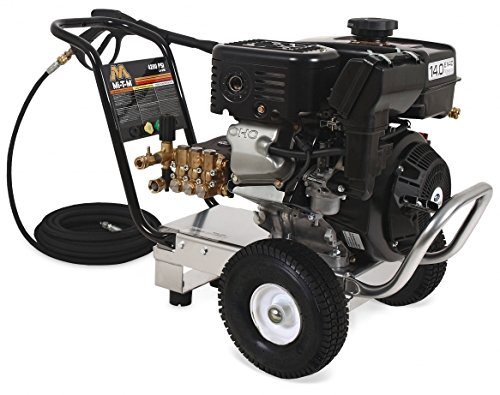 Mi-T-M-WP-4200-0MSB-WP-Work-Pro-Series-Pressure-Washer-Gasoline-Direct-Drive-4200-Psi-34-GPM-404-Cc-Subaru-OHC-Engine