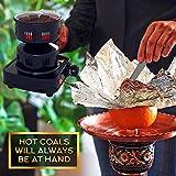 Premium Hookah Coal Burners 450W – FIRE TOWER