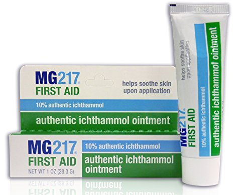 (MG217 10% Ichthammol First Aid Ointment, 1 Ounce)