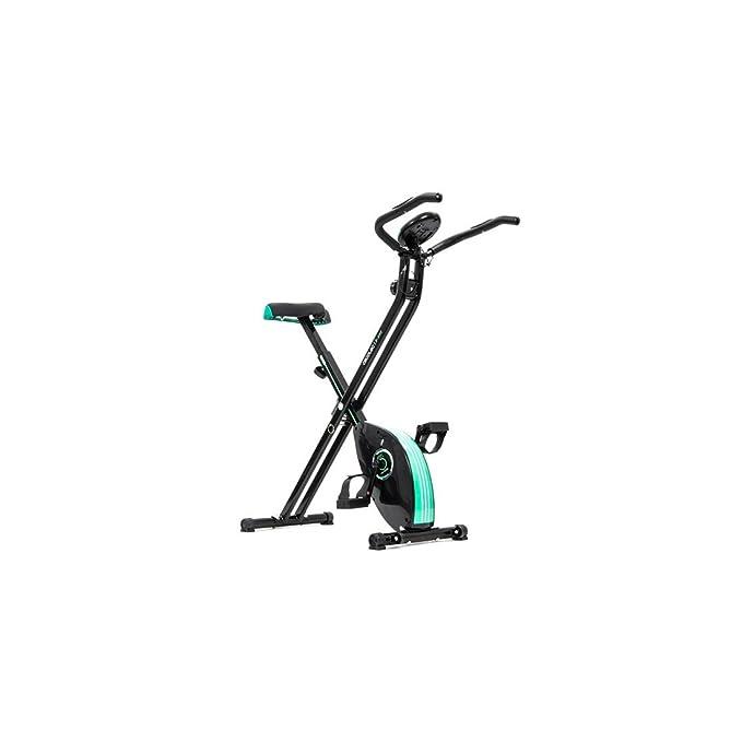 Cyclette pieghevole cecofit x-bike (1000057512): Amazon.es: Deportes y aire libre