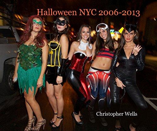 Halloween NYC 2006-2013 (Halloween Parade New York)