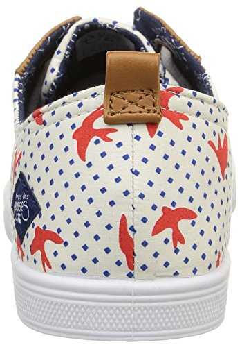 Multicolor Fancy Zapatillas Temps Cerises Basic Des Bird 02 LTC Mujer Le PUqawBq