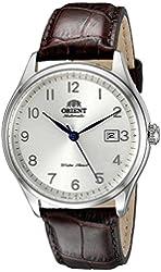 Orient Men's FER2J004S0 Duke Analog Display Japanese Automatic Brown Watch