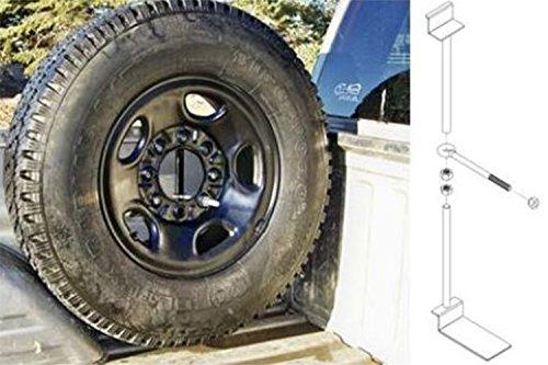 Titan Fuel Tanks 9901330000 Tire Mount ()