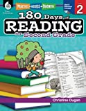 img - for 180 Days of Reading for Second Grade (Ages 6 - 8) Easy-to-Use 2nd Grade Workbook to Improve Reading Comprehension Quickly, Fun Daily Phonics Practice for 2nd Grade Reading (180 Days of Practice) book / textbook / text book