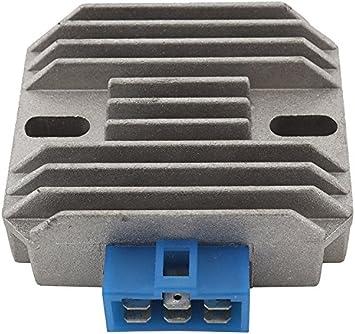 21066-2056 New Voltage Regulator 12-Volt; For Kawasaki KAF620 Mule 2500