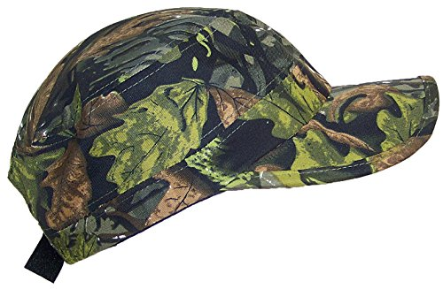 Adult Camouflage Ballcap, Forest Camo made our list of camping gifts couples will love and are the best gifts for couples who camp in tents or RVs including awesome gifts for people who love camping with their friends and families!