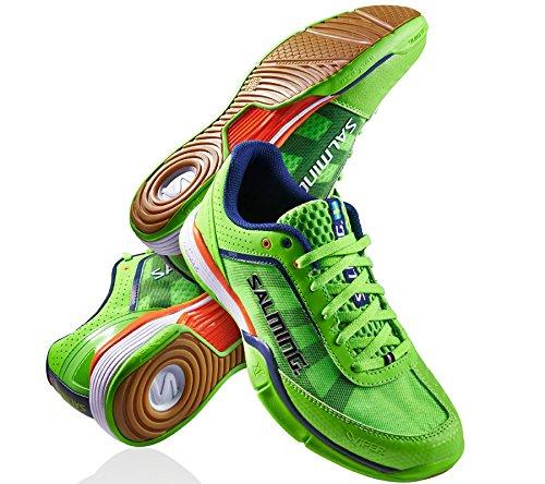 Handballschuhe Salming Viper 2.0 Junior Gecko Green