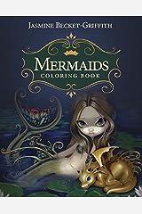 Mermaids Coloring Book: An Aquatic Art Adventure