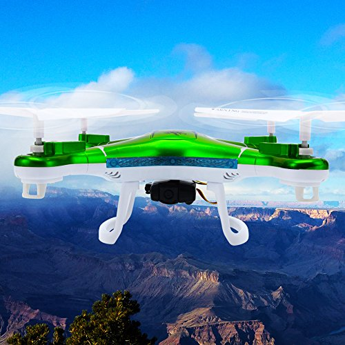 Racing drones for beginners