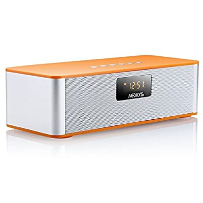 Bluetooth Speakers,AEDILYS HIFI DTS-HD Technolog Portable Wireless Bluetooth Speaker Stereo Systerm